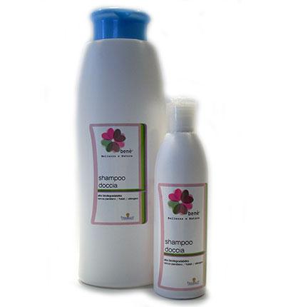 Bensos Bené – shampoo doccia