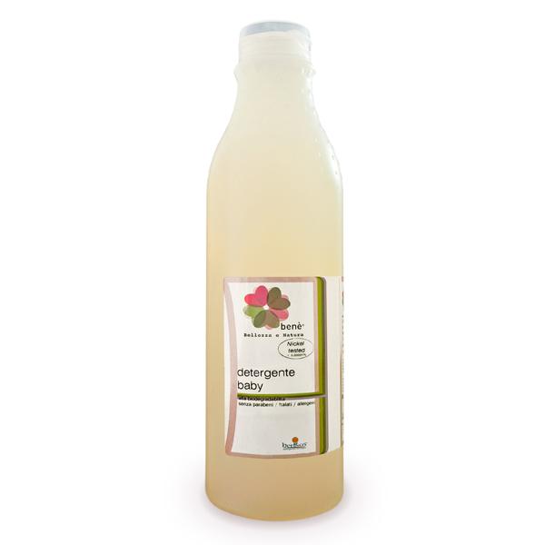 Detergente delicato per Bambini Naturale Bio BENÉ – BENSOS