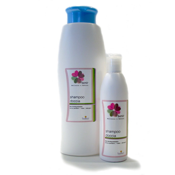 Shampoo Doccia delicato Naturale Bio BENÉ – BENSOS