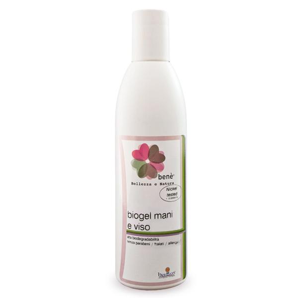 Detergente Viso e Corpo delicato Naturale Bio BENÉ – BENSOS
