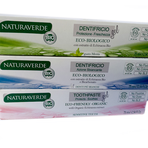 Dentifricio Naturaverde – BIO