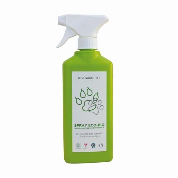 Detergente Eco-Bio Spray Igienizzante Multiuso – BIO IGIENIPET