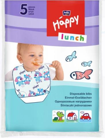 Bavaglini Usa e Getta neonato monouso Hàppy Lunch – BELLA BABY