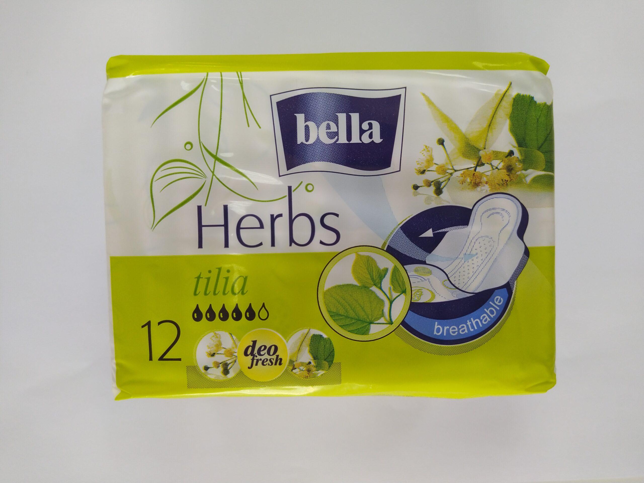 Herbs tilia – assorbenti donna