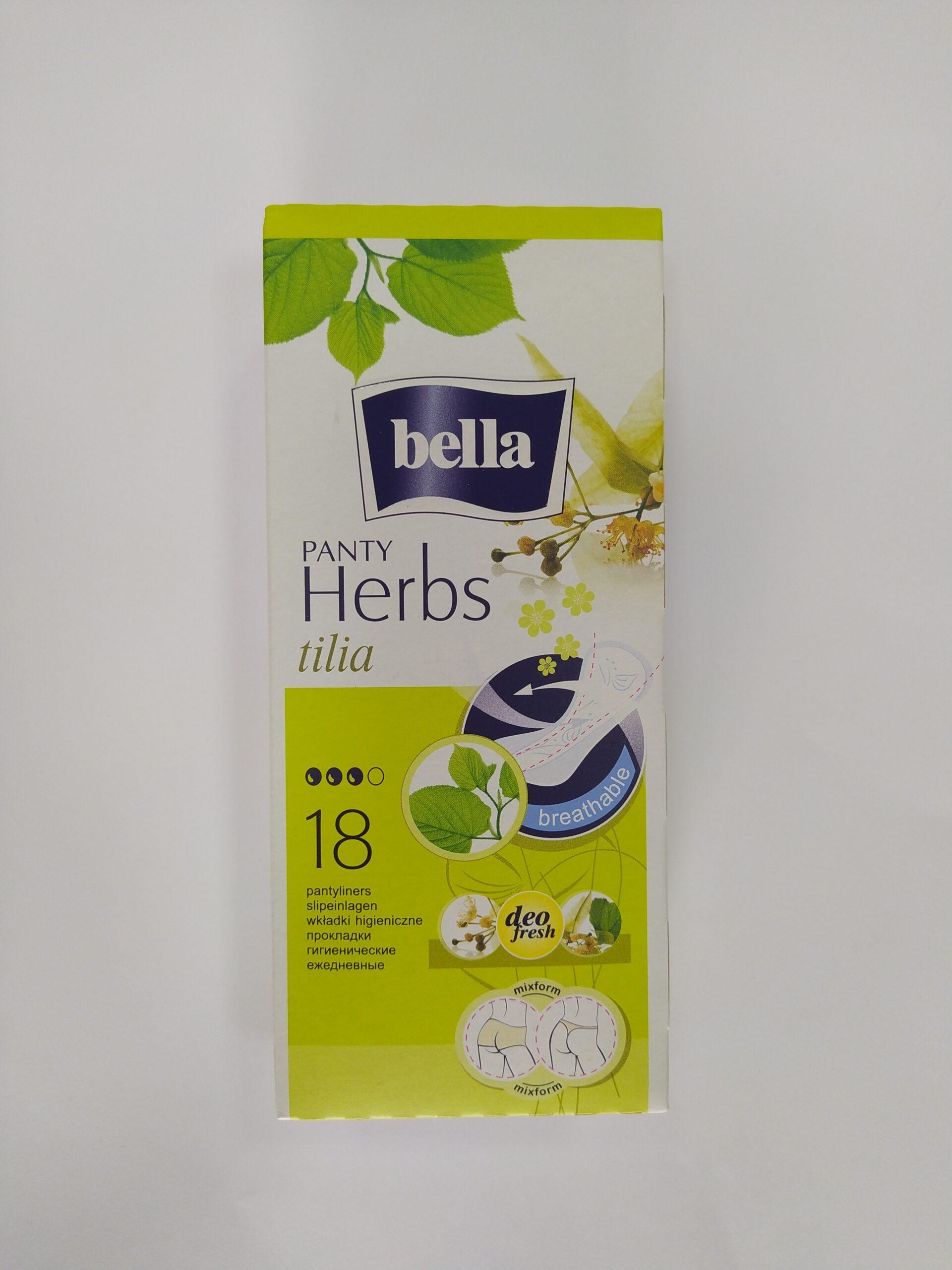 PANTY Herbs tilia – salvaslip