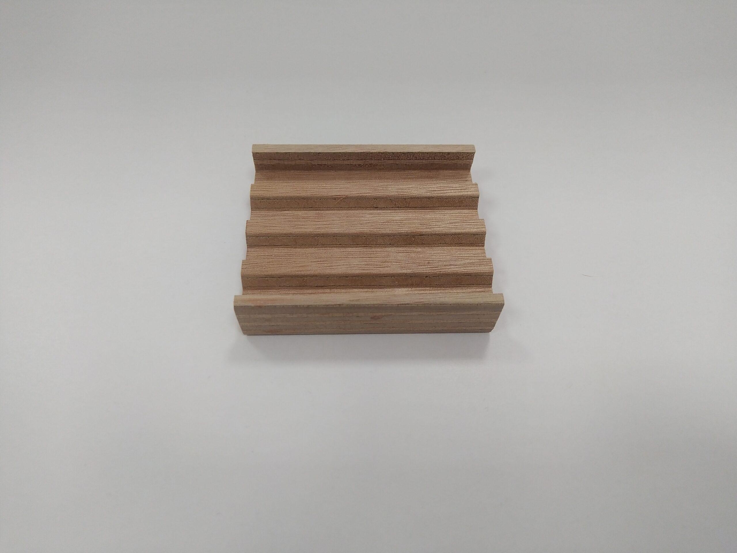 Portasaponetta in legno